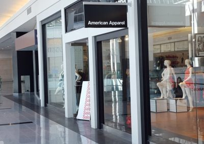 American Apparel – Roosevelt Field Mall, NY
