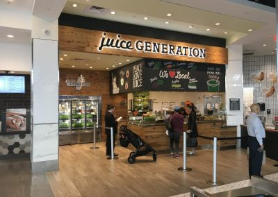 Juice Generation – The Westchester Mall, NY