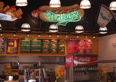 Nathan's – Tanger Center, NY