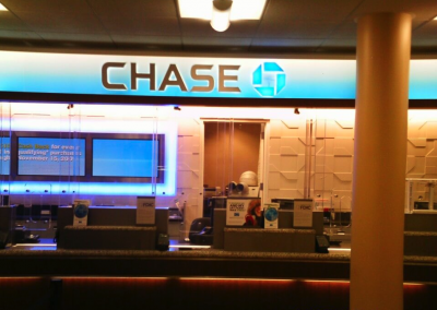 Chase – Multiple Locations…