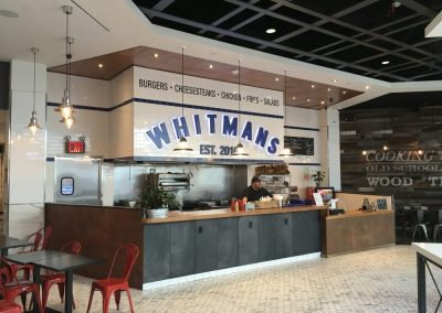 Whitman Burger – Westchester Mall, NY