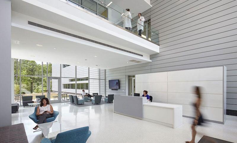 Best practices in S+T office design